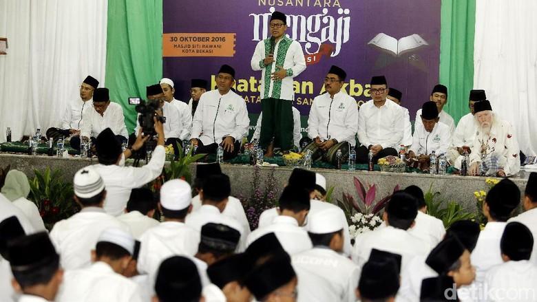 Khataman Akbar Nusantara Mengaji