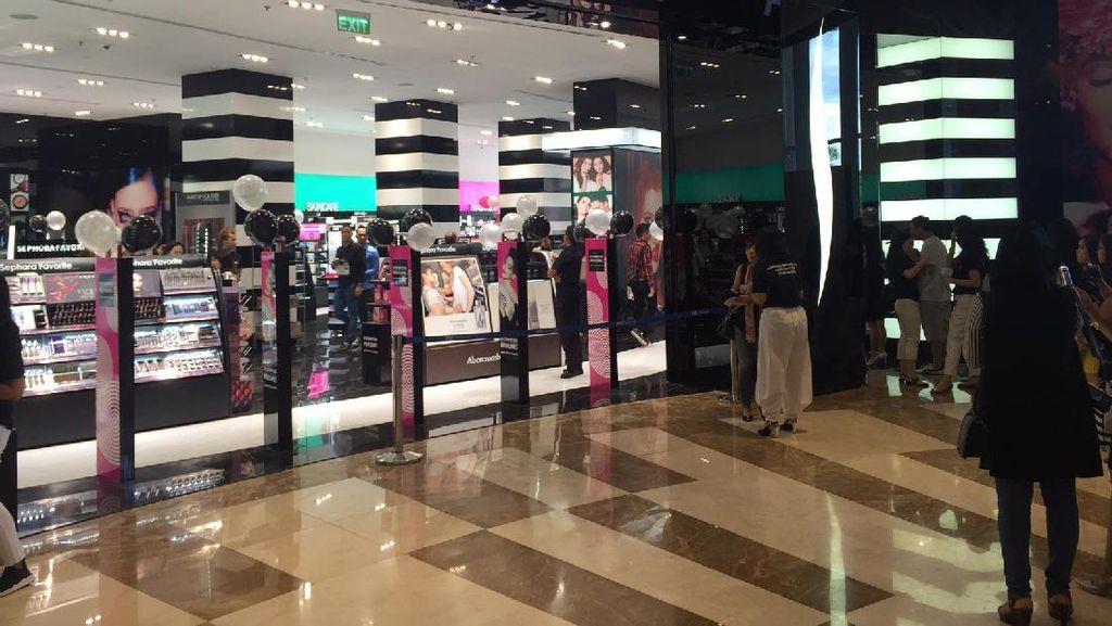 Hadir di PIK Avenue, Sephora Adaptasi Konsep Gerai di Singapura