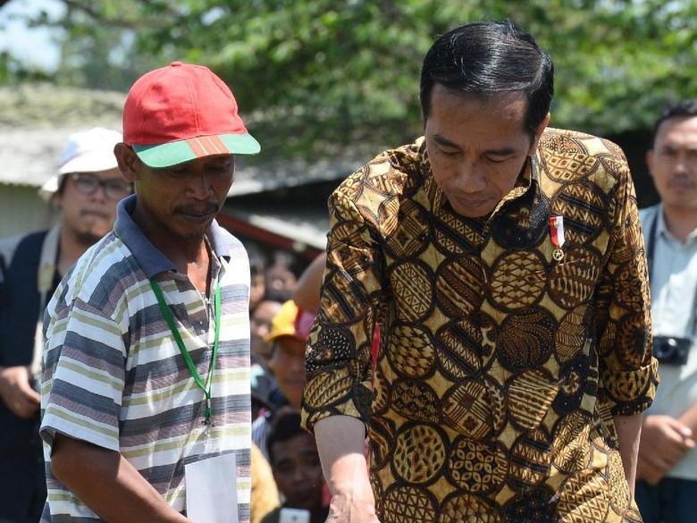 Ikatan Alumni PTN Temui Jokowi Laporkan Komitmen Membangun NKRI