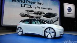 VW Umumkan Nama Mobil Listrik Terbaru