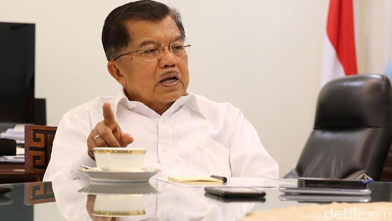 JK Dorong Anies ke Prabowo karena Dekat dengan Jokowi