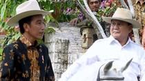 Survei Alvara: Elektabilitas Jokowi 55,3% di Jatim, Prabowo 24,6%