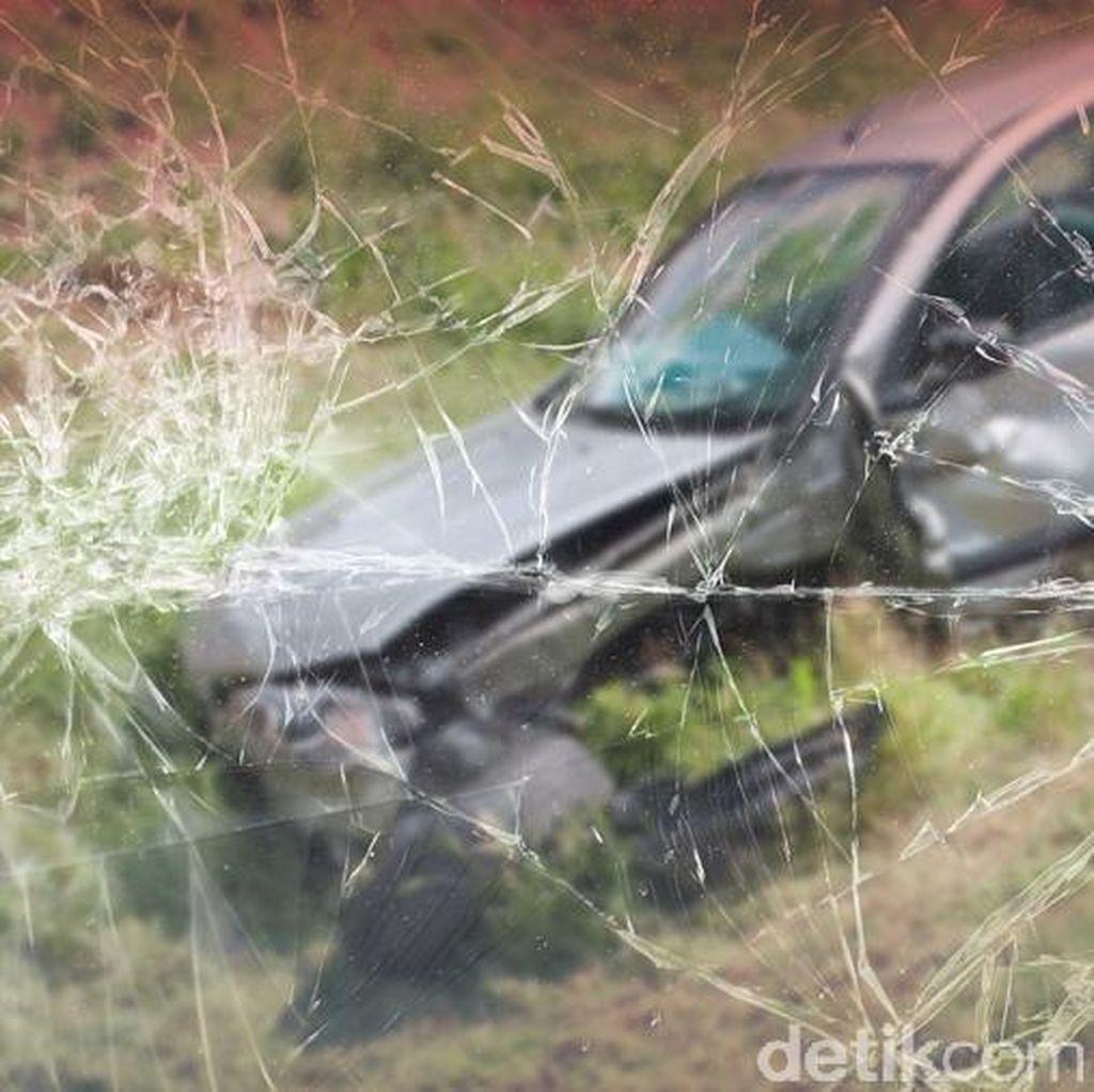 Ini Identitas 5 Orang Tewas Akibat 3 Mobil Tabrakan di Cipali