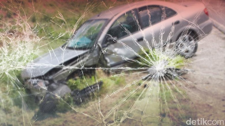 Mobil Massa Kampanye Pilgub Sulsel Kecelakaan, 2 Orang Tewas