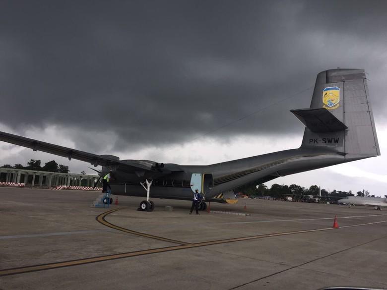 Pencarian Pesawat Kargo yang Hilang di Ilaga Papua Terhalang Cuaca Buruk