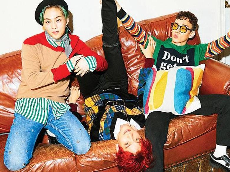 Rilis Blooming Day, EXO-CBX Rajai Chart iTunes di 35 Negara