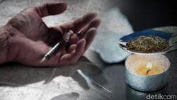 21 Persen Pengguna Narkoa di Bandung Generasi Milenial