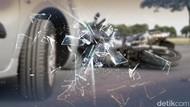 Pemobil Tewas Usai Tabrak Motor di Jaksel Diduga Sakit Jantung
