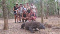 Wacana Lama Muncul Lagi: Bayar Mahal Masuk ke Pulau Komodo