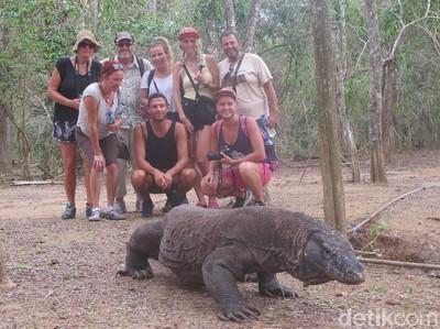 Pelaku Wisata: Kami Tak Pernah Ganggu Habitat Komodo