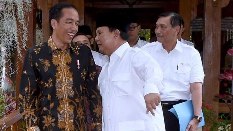 Politik Kantong Jokowi dan Prabowo soal Cawapres
