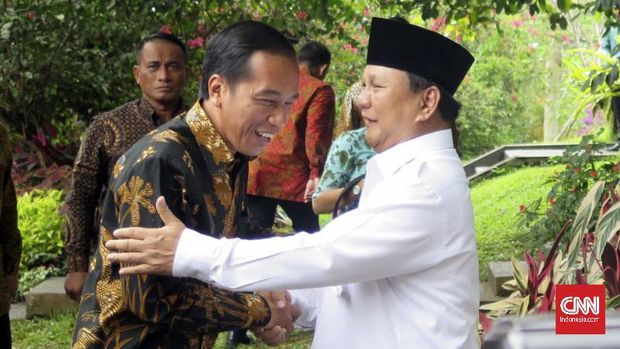 Cerita Prabowo Ungkit Kekalahan Pilpres 2014