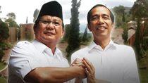 Tak Hadir di Acara PIM, Jokowi Titip Salam Hormat ke Prabowo