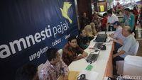 Sisa 5 Hari, Kantor Pajak Dipadati Ribuan Peserta Tax Amnesty