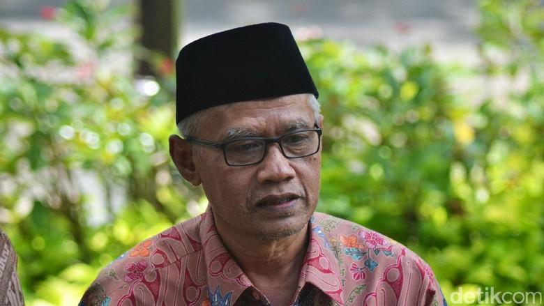 Ketum Muhammadiyah: Jangan Korupsi Pekik Takbir Jadi Alat Politik