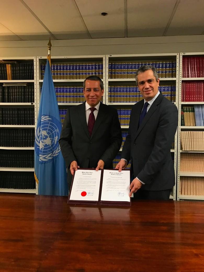 Ratifikasi Perjanjian Paris, RI Akan Pangkas 29 Persen Emisi Gas Rumah Kaca