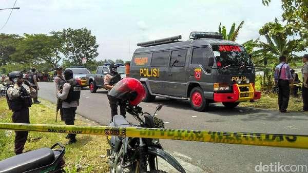 Kesaksian Warga soal Ledakan Dahsyat dari Benda Diduga Bom yang Terinjak Kerbau