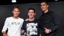 Crazy Rich Footballer: Deretan Pesepakbola Terkaya di Dunia