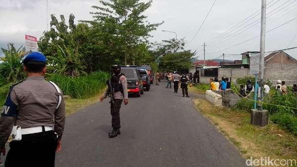 Polisi soal Benda yang Meledak Diinjak Kerbau: Kemungkinan Bom Rakitan