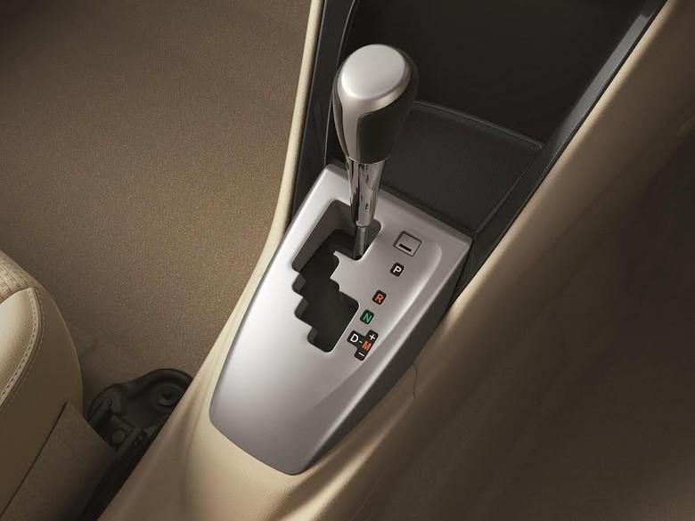 Transmisi matik. Foto: dok. Toyota