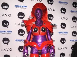 Foto: Kostum Halloween Tergila yang Pernah Dipakai Heidi Klum