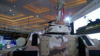 Begini Penampakan Antasena, Kapal Tank Buatan Pindad