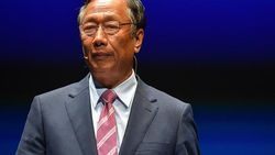 Dipercaya Apple hingga Dell, Pria Ini Jadi Orang Terkaya di Taiwan