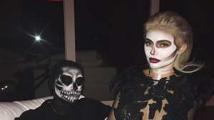 Halloween Ala Selebriti Hollywood