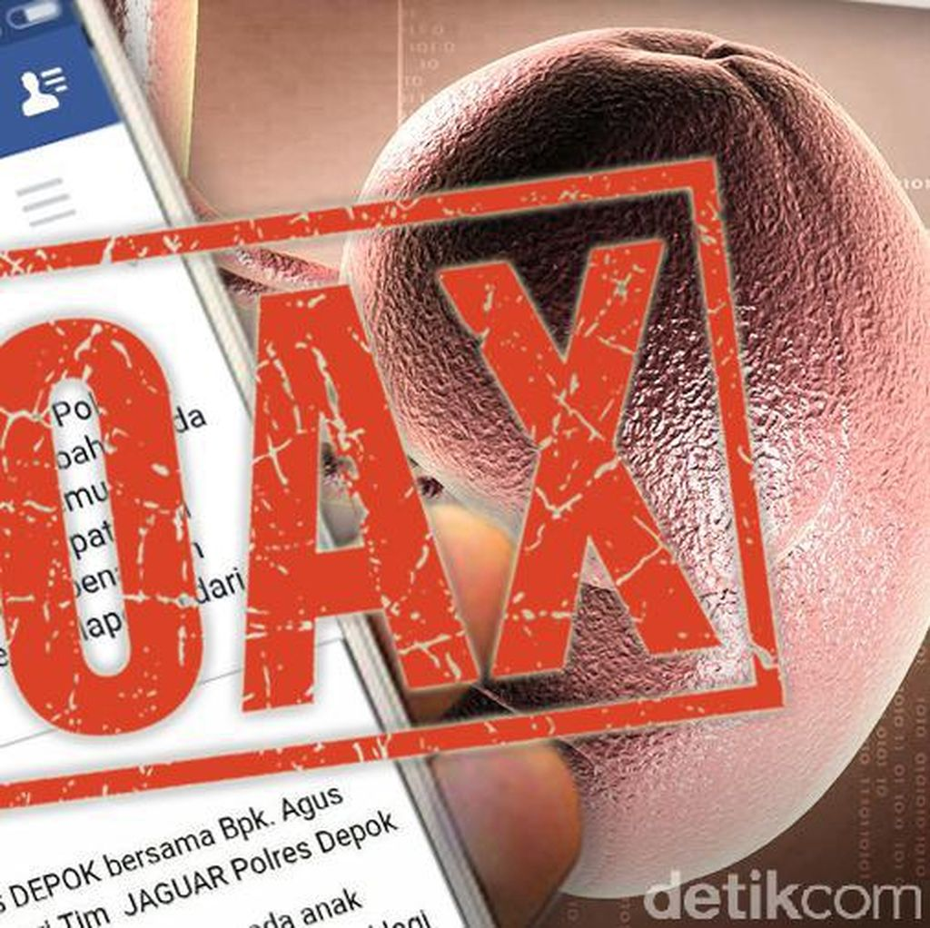 Kominfo Temukan 17 Hoax, Salah Satunya soal Mega Beri Selamat ke Prabowo