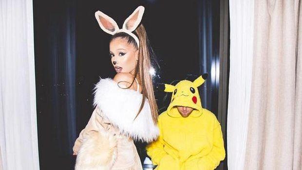 Melihat Lagi Kisah Cinta Mac Miller dan Ariana Grande