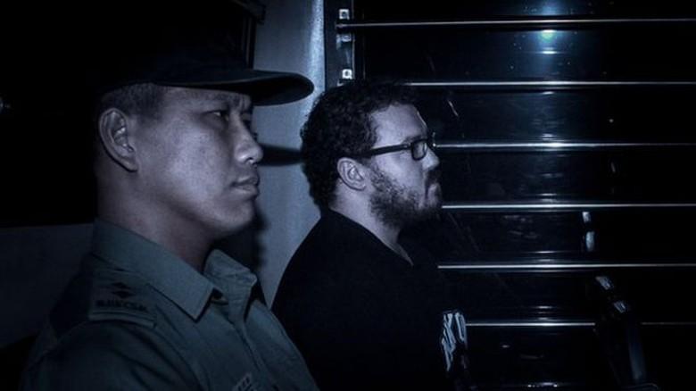 Bankir Inggris dengan Riang Siapkan Alat untuk Bunuh 2 WNI di Hong Kong