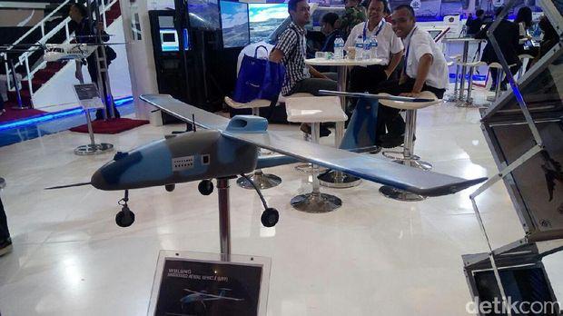 Ini Pesawat Tanpa Awak <i>Made in</i> Bandung, Harganya Rp 10 Miliar