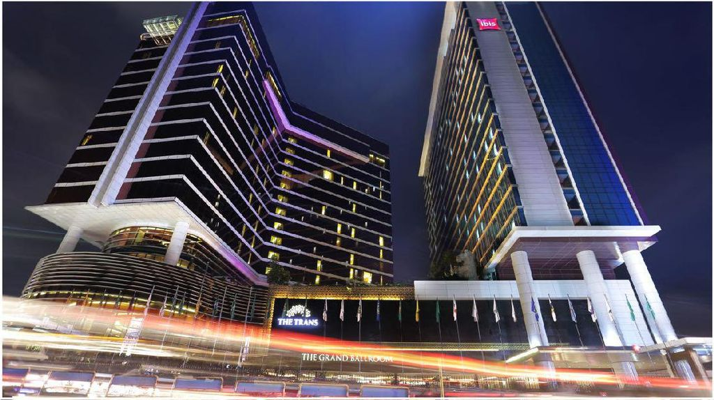 Mudik ke Bandung, Ada Promo The Trans Luxury Hotel & ibis Bandung Trans Studio