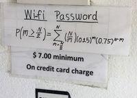Resto Ini Harus Pecahkan Persamaan Matematika Rumit sebagai <i>Password</i> Wifi Gratis