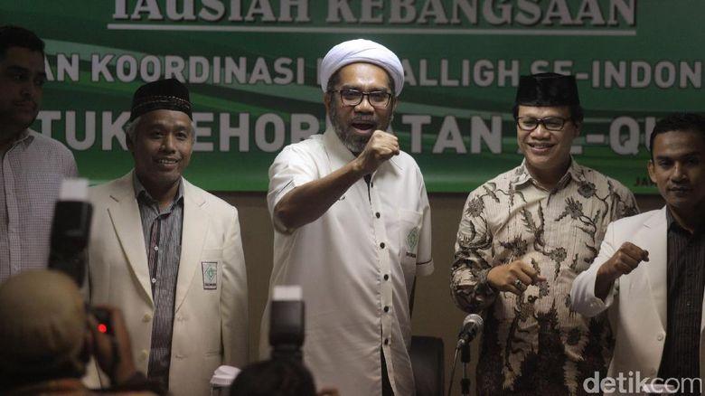Ngabalin: Ali Mochtar Ngabalin Masuk Istana, PDIP: Jokowi Tidak Dendam