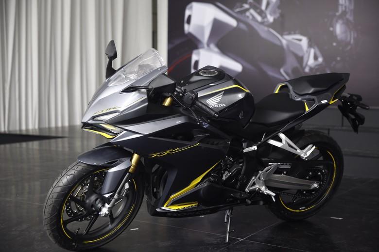 Motor sport Honda. Foto: Rachman Haryanto