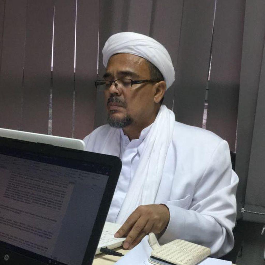 PPP: Prabowo Kapitalisasi Habib Rizieq untuk Kekuasaan