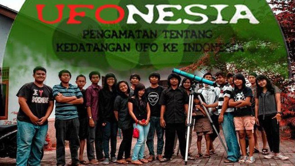 Mengenal Komunitas UFO di Indonesia