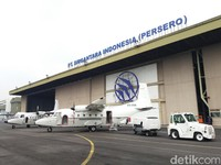 Sederet Karya Besar BJ Habibie Majukan Industri Penerbangan RI