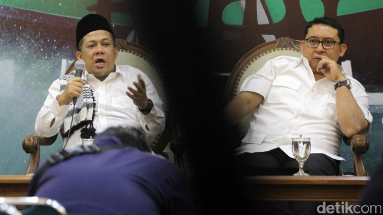 Fahri Hamzah Izinkan Peserta Demo 4 November Menginap di DPR: Ini Darurat