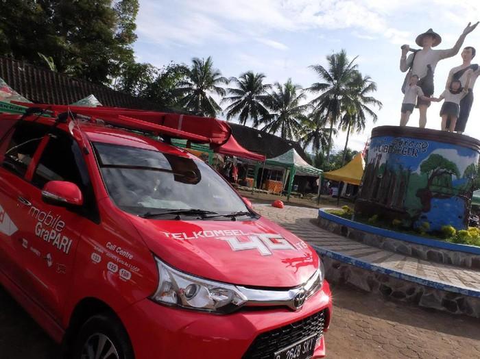 Telkomsel Festival Baduy
