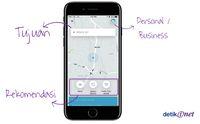 Perubahan Besar-besaran Aplikasi Uber