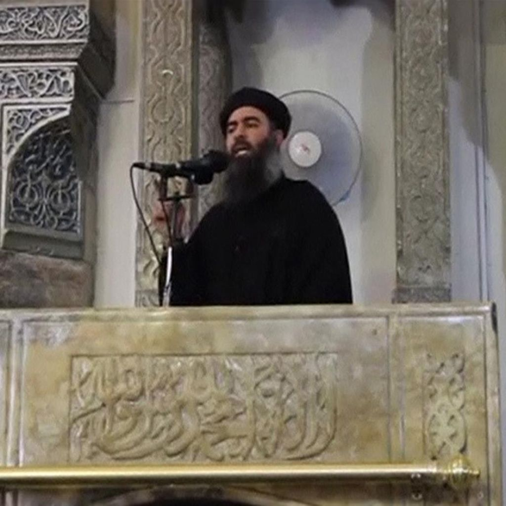 Misteri Al Baghdadi di Tengah Klaim ISIS yang Sudah Habis
