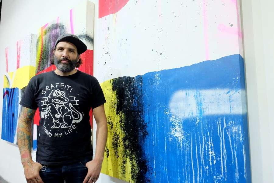Karya Seniman Jalanan Prancis dan Lokal di Off The Wall