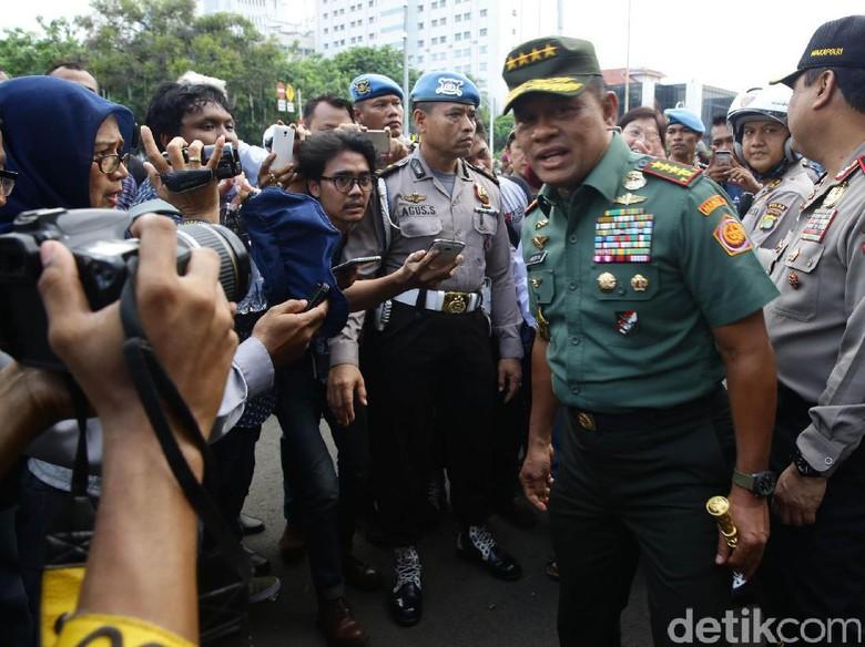 KSAU Segera Pensiun, Panglima TNI Ajukan 3 Nama Pengganti