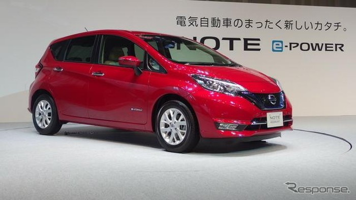 Nissan Motor Co. Ltd., today introduced its new drive system called e-POWER to customers. It marks the first time that e-POWER technology is available for consumers, marking a significant milestone in the electrification strategy under Nissan Intelligent Mobility.