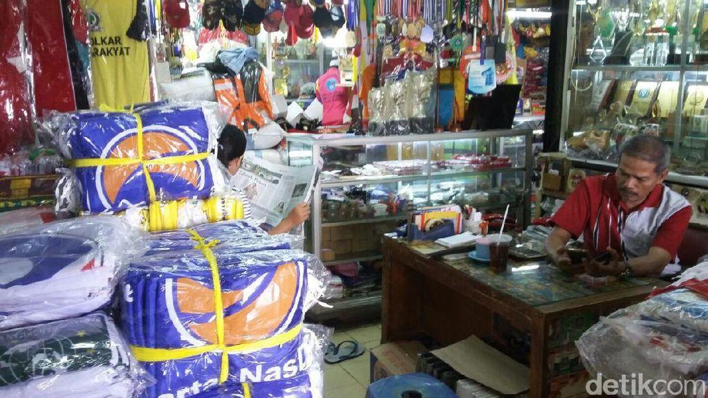 Demo 4 November Ricuh, Pedagang Pasar Senen: Semoga Nggak Terjadi Lagi