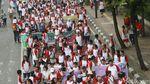 Menag Gelar Gerak Jalan Lintas Umat Beragama