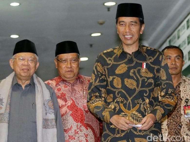 Jokowi Bantah Ada Eksodus Pekerja dari China ke Indonesia: itu Plesetan!