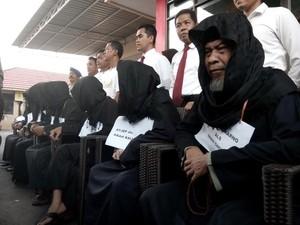 Maha Guru Padepokan Dimas Kanjeng Menyesal: Ini Kebodohan Kami